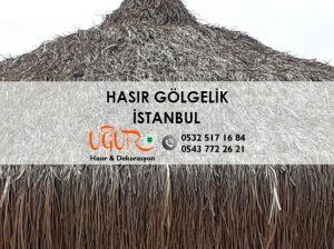 İstanbul Hasır Gölgelik