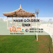 İzmir Hasır Gölgelik